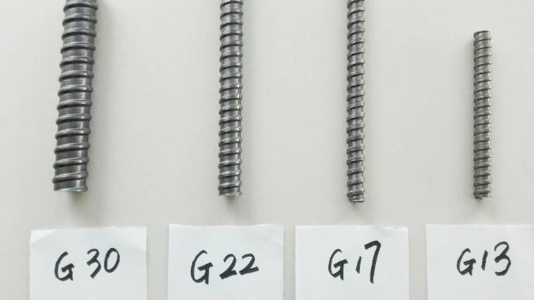 G13-G30圆牙穿墙螺杆