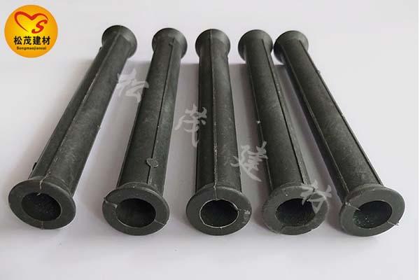铝模板专用一次性穿墙套管与铝模锥形套管区别