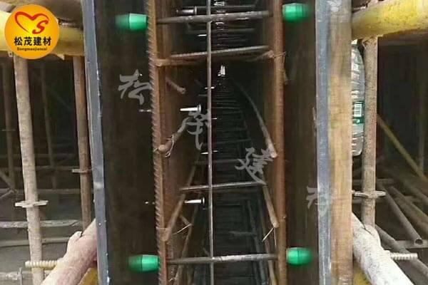 教您怎么计算防水工程用止水螺杆的长度?